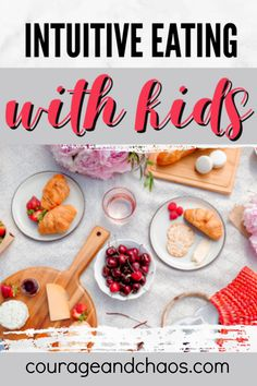 Intuitive Eating with Kids: How it's working for us.