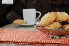 Cookies mit Kokos und Schokolade