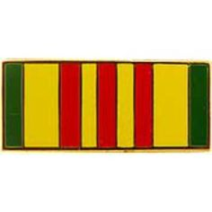 """Vietnam Service Ribbon Pin 7/8"""" by FindingKing. $8.99. This is a new Vietnam Service Ribbon Pin 7/8"""""""