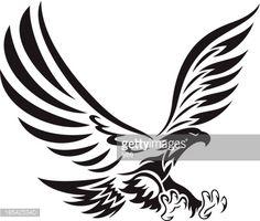 landing eagle tattoo - Google Search