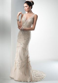 Maggie Sottero Gianna Marie Wedding Dress - The Knot