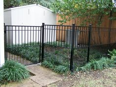 A click & pin photo gallery filled with examples of iron fence ideas based on recent projects in the North Dallas area of DFW. Iron Fences, Home Reno, Photo Galleries, Outdoor Structures, Patio, Gallery, Pictures, House, Inspiration