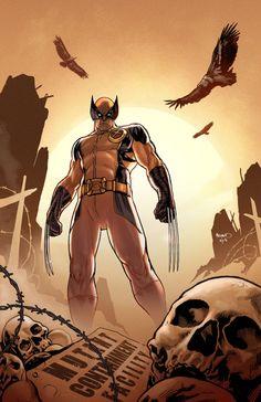 Wolverine by Paul Renaud