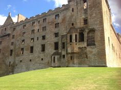 Linlithgow palace....have adored this place since I was a child. Mary queen of scots was born here in the 16th century