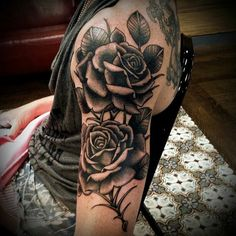 Would love something like this on my shoulder.