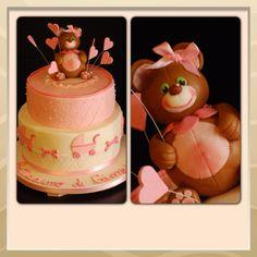 battesimo Cake baby