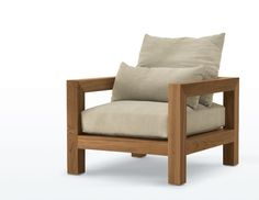 MONTECITO CHAIR - FURNITURE - James Perse