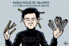 jn convoca Moro para prender o Lula