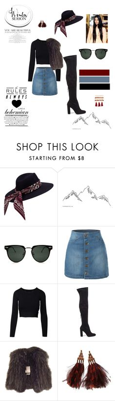 """""""n.5"""" by mxrnx on Polyvore featuring moda, Spitfire, LE3NO, Steve Madden, Isabel Marant, Louis Vuitton y Charlotte Russe"""