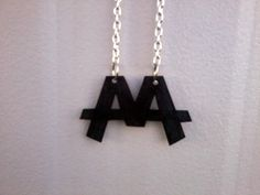 Asking Alexandria necklace