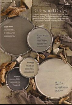 With tones as varied as driftwood gray and creamy latte, neutrals are anything but boring. Browse our top neutral paint color picks to find the right hue ...