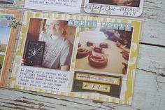 Mish Mash: Project Life Week 13, 2012