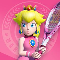 You can choose between fan-favorite Mushroom Kingdom characters to see which two could be your doubles dream team in the Mario Tennis Aces game, now available for the Nintendo Switch system. Super Mario Princess, Mario And Princess Peach, Princess Daisy, Super Mario Bros, Luigi, Princes Peach, Peach Mario, Peach Wallpaper, Nintendo Switch System
