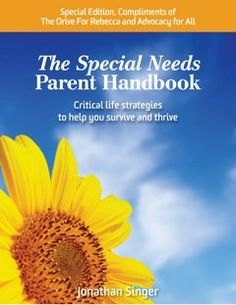 Special Needs Parent Handbook - Began reading Nov 5 and completed on Nov 7. Good information. Good reference material.