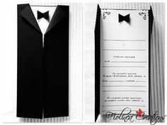 zaproszenia ślubne czarno białe - Szukaj w Google
