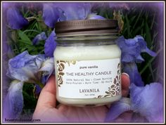 LaVanila The Healthy Candle in Pure Vanilla