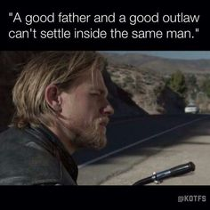 Lesson- Sons of Anarchy finale