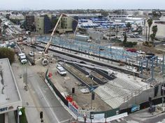 Have you heard, the new Expo light rail line is coming to Santa Monica in 2016. Get a sneak preview of the station.