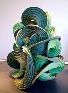 retro willy wonka Suess sculpture