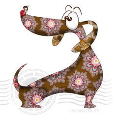"bellasecretgarden: "" (via Dachshund 