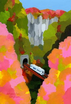 Hiroyuki Izutsu on Behance Kagawa, Japanese Illustration, Illustration Art, Learn Art, Abstract Portrait, Posca, Japanese Artists, Illustrations And Posters, Western Art
