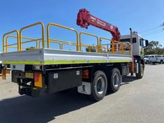 Heavy Duty Mine Truck Tray Build Perth, Western Australia Perth Western Australia, Westerns, Trucks, Building, Buildings, Truck, Construction