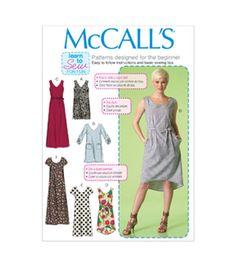 Mccall Pattern M7120 L-Xl-Xxl -Mccall Pattern