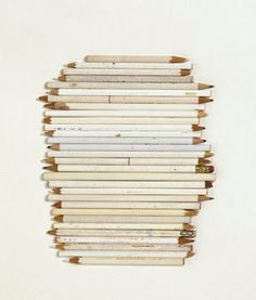Pencil palette white blanc cream dust light grey gray gris bone china colours Is white white? Things Organized Neatly, Pastel Pencils, White Pencil, Shades Of White, 50 Shades, Color Inspiration, Brand Inspiration, Neutral, Stationery