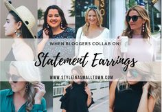 The Fringe Statement Earrings Trend + Best Bralette Ever by Illinois fashion blogger Style in a Small Town
