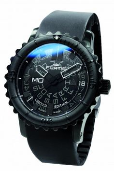 FORTIS LIMITED EDITION B-47 BIG BLACK