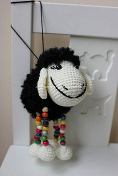 Ravelry: Amigurumi Sheep pattern by No name