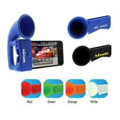 iPhone Megaphone Speaker | Cell Phone Accessories | Promotional Products | Trade Show Giveaways