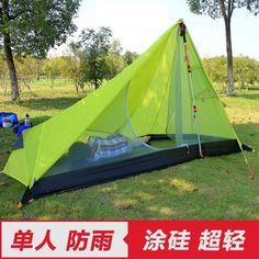 Andake 780g Ultralight 1 Person Camping Tent