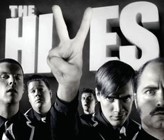 THE HIVES ~ INFOFESTIVAL