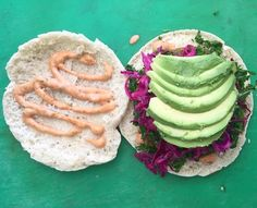 A popular healthy Los Angeles eatery has created a crazy buzzy (and delish) burger. Fala Bar's kale burger