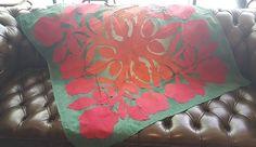 #hawaiianquilt #하와이안퀼트 #handmade #must fabric #handdyed #handdyedfabric #order producion #handdye #ハンドメード #手染め #ハワイアンキルト #핸드메이드 #sewing #머스트의퀼트교실 #머스트의하와이안퀼트클럽
