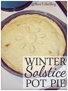 Bare Tribe: Winter Solstice Pie