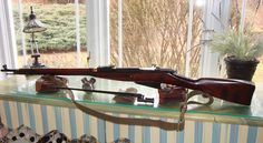 Mosin Nagant 91/30 1891 (7.62x54mm)
