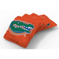 Wild Sports University of Florida Beanbag Set Orange - Outdoor Games And Toys, Outdoor Games at Academy Sports