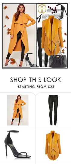 """""""88EIGHTYEIGHT 8"""" by ramiza-rotic ❤ liked on Polyvore featuring Missguided, ElleSD, Yves Saint Laurent and WithChic"""