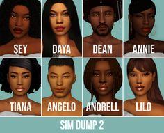 The Sims, Sims 4 Cas, Sims Cc, Sims 4 Body Mods, Sims 4 Game Mods, Sims 4 Mods Clothes, Sims 4 Clothing, Sims Challenge, Sims 4 Black Hair
