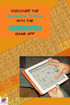 Best periodic table to use for interactive student activities discover the periodic table with the atomidoodle game app urtaz Choice Image