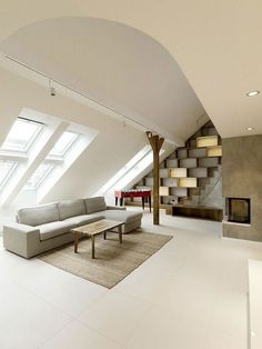 http://www.ireado.com/maximize-room-in-your-home-by-creating-a-stylish-bedroom-in-attic-rooms/?preview=true Maximize Room In Your Home, By Creating A Stylish Bedroom In Attic Rooms : Attic Room Living Room And Storage Attic Rooms