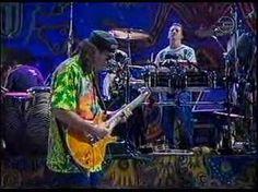 Carlos Santana-Europa