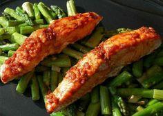 8+Salmon+Recipes+That+Take+20+Minutes+or+Less+via+@PureWow