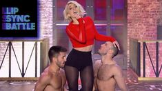 They are both so good!  Julianne Hough's I Just Had Sex vs. Derek Hough's Chandelier | Lip Sync ...
