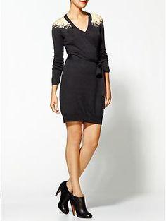 Embelished Shoulder Dress, THML Clothing | Piperlime