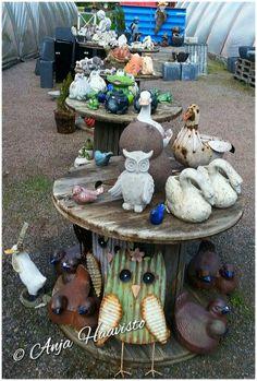 Garden statues store.