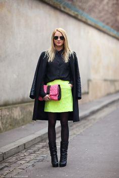 #fashionforward #neonlove