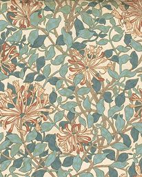 Honeysuckle  från William Morris & Co